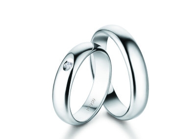 Wedding rings – Mantovana