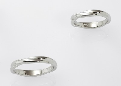 Wedding rings – Infinity